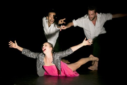 Gallim Dance - Photo by Whitney Browne