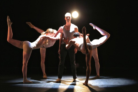 Pontus Lidberg Dance - Photo by Daniel Roberts