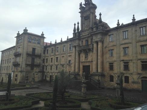 Monasterio de San Martin Pinero