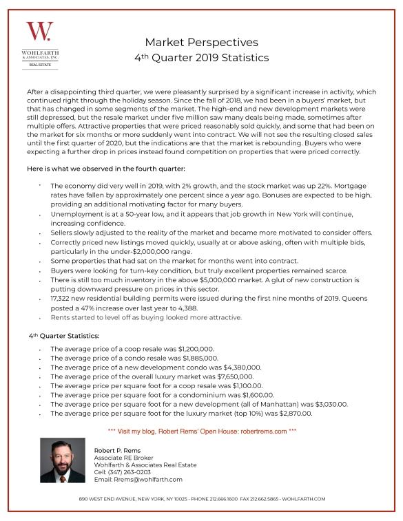 Market Report 4th Quarter 2019 RRemsV2